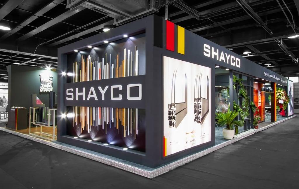 غرفه سازی شرکت شایکو
